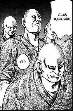 Clan Kakuriki portrait
