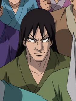 Bun Ketsu anime portrait