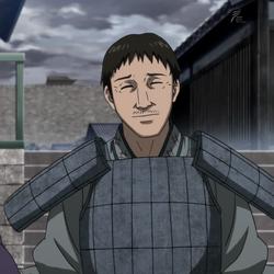 Taku Kei anime portrait