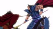 Hou Ken Stabs Ou Ki anime S1