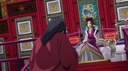 Ei Sei Bows To The Queen Mother anime S2