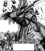 En Ka in battle