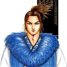 Riboku Colored portrait-0