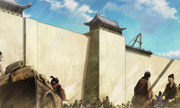 Kankou City's Wall anime S2