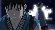 Shin Cuts Down Sa Ji anime S1