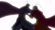 Baku Koshin Stabs Kyuu Gen anime S1