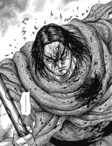 Hou Ken wounded by Shin