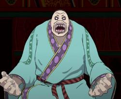 Rankai anime portrait