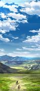 Shin And En Departs For Bayou anime S1
