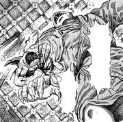 Ba Jio Rips Off Rankai's Arm