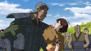 Den Ei Mads At Ka Ryo Ten As He Grabs Her anime S2