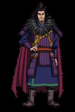 Kan Ki Character Design anime S2