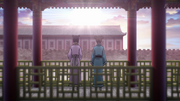 You And Kou Gaze Onto The Sunset anime S2