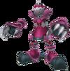 Red Armor render