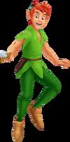 Peter Pan KHII
