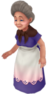 Kairi's Grandma KH