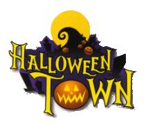 Archivo:Halloween Town Logo KH.png