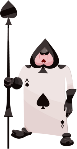 File:Card Soldier (Ace of Spades) KHX.png