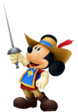 Mickey Mouse- Musketeer Outfit KH3D.png