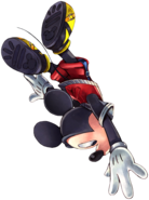 Mickey Mouse (Art) KH3D
