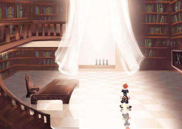 File:Kingdom Hearts III Teaser Sketch KHInsider KHIII.png