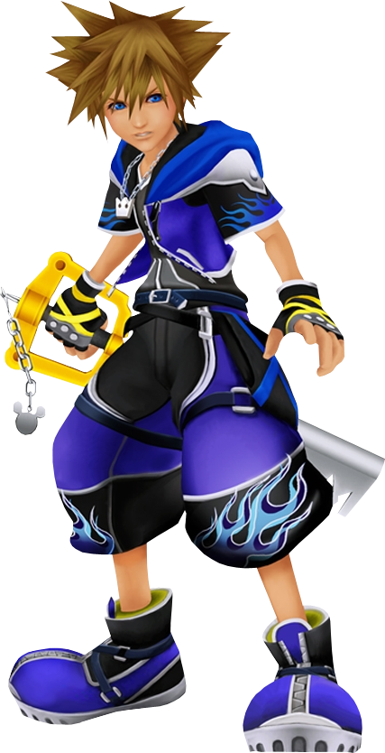Wisdom Form | Kingdom Hearts Wiki | FANDOM powered by Wikia