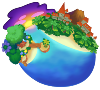 Destiny Islands KHII