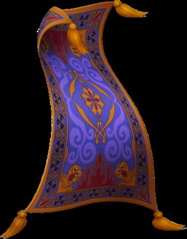 Resultado de imagen de alfombra mágica