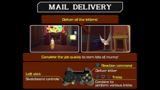 Mail Delivery Instructions KHII