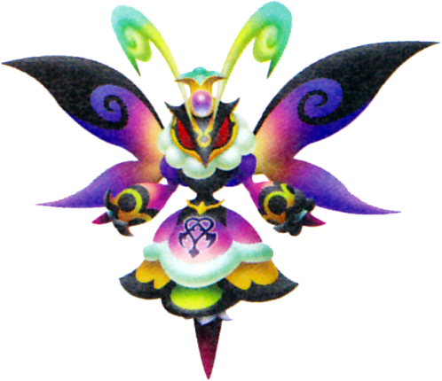 File:Queen Buzzerfly - Riku's Side (Nightmare).png