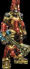 Terra- Keyblade Armor KHBBS