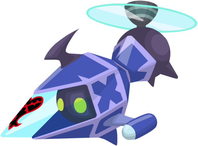File:Blue Gummi Copter KHX.png