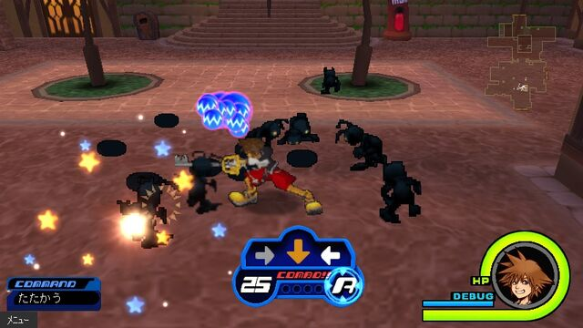File:Kingdom Hearts Coded Gameplay.jpg