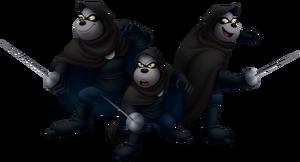 Beagle Boys KH3D