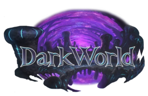 Dark World Logo KHAFP
