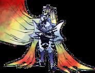 Xemnas- Armor Form (Art) KHII