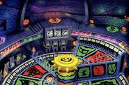 Oogie's Manor- Torture Chamber (Art) KH