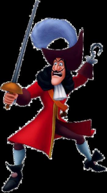 Captain Hook KH