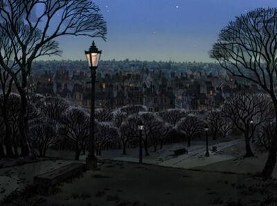 City ofthe TwilightBark