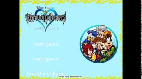 Kingdom hearts awoken dreams menu-0