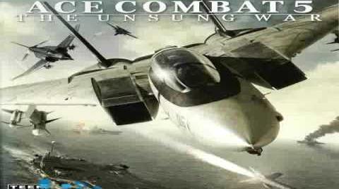 Ace Combat 5 - The Unsung War