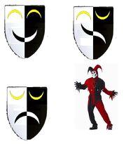 Jester mask prototype