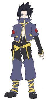 Kh sasuke