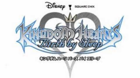 Kingdom Hearts Birth by Sleep - Mysterious Figure Remix