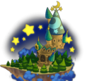 Mysterious Tower (KH:SoZ)