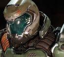 Doom Marine/Doom Slayer