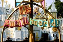 Its a small world