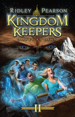 Kingdom Keepers II Disney At Dawn large