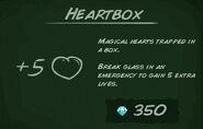 Gnome Shop Heartbox