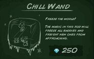 Gnome Shop Chill Wand